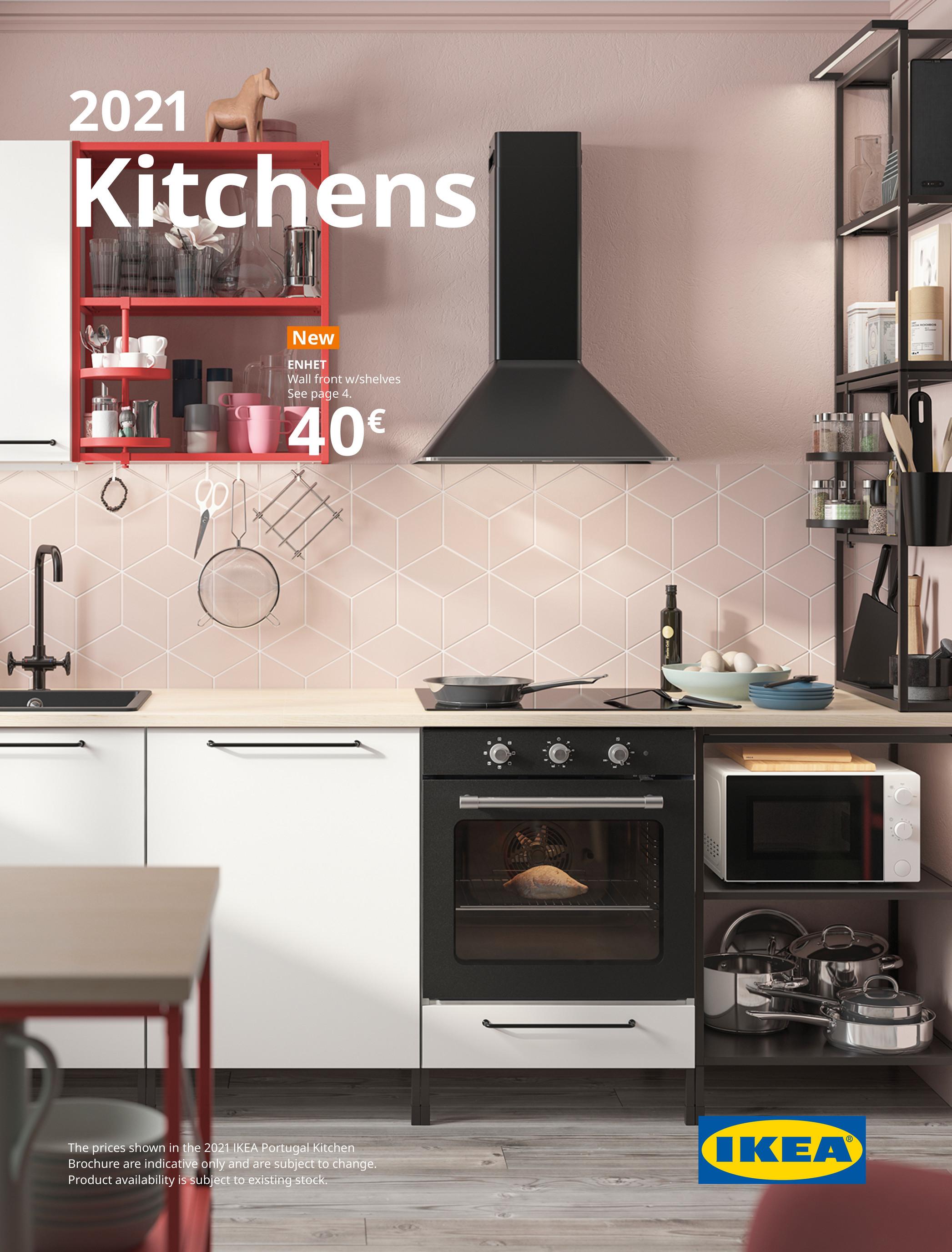 2021 Ikea Kitchen Brochure Page 6 7